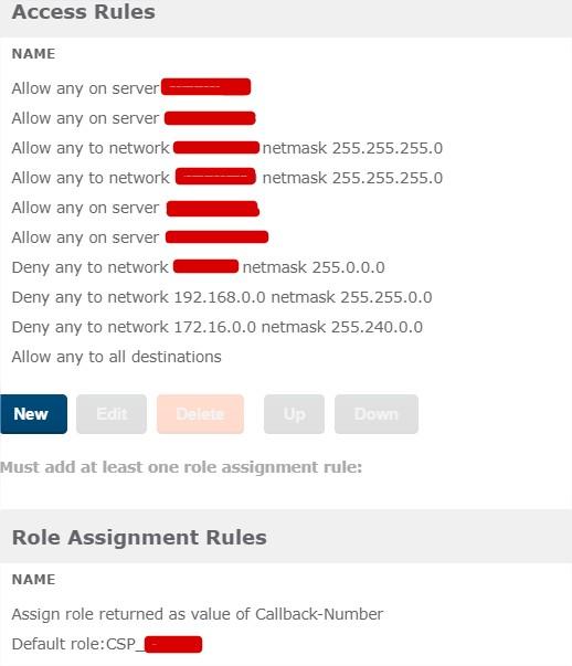 Traffic filtering on Aruba AP – Networking-Labs&Co